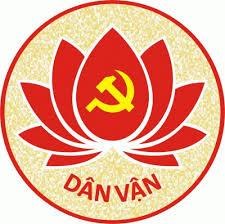 Tổ chức các hoạt động kỷ niệm 89 năm Ngày truyền thống công tác dân vận của Đảng (15/10/1930-15/10/2019)