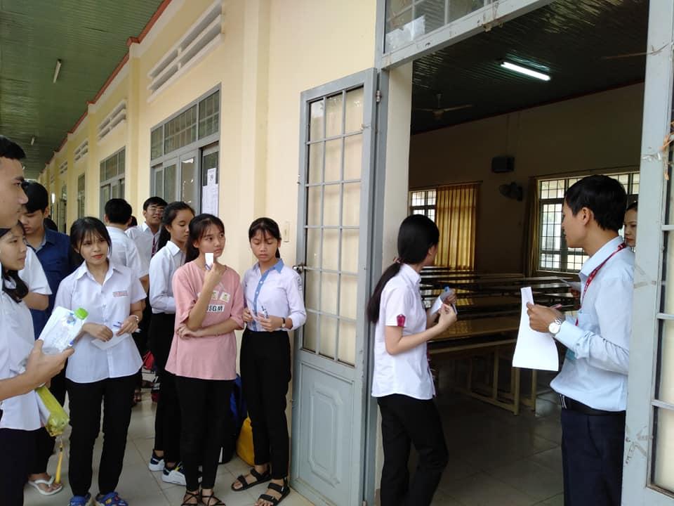 Trường THPT Thực hành Cao Nguyên: Hơn 700 thí sinh dự thi vào lớp 10