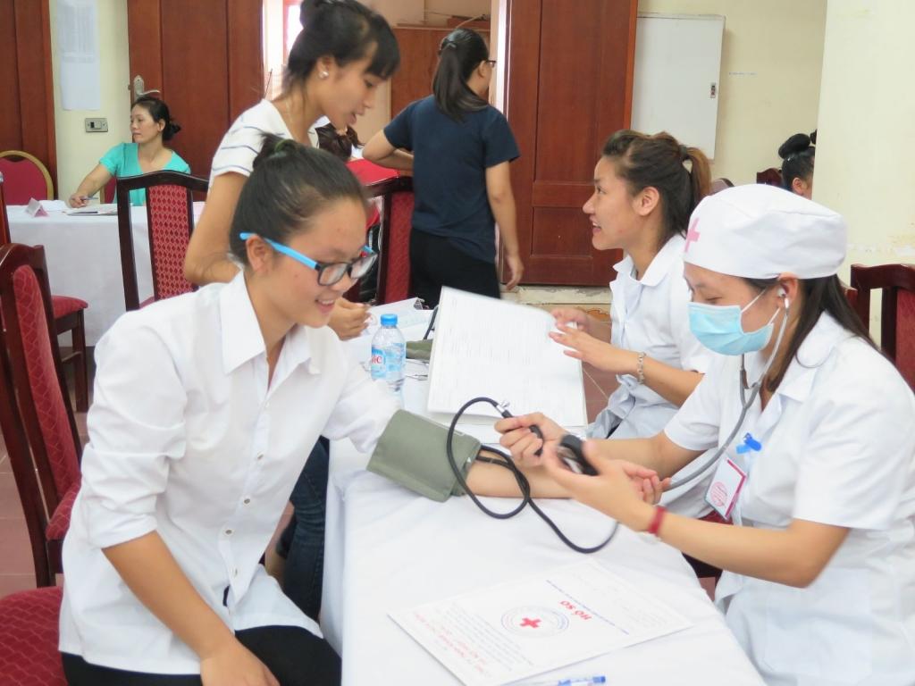 Bảo đảm công tác y tế phục vụ cho Kỳ thi THPT Quốc gia năm 2019