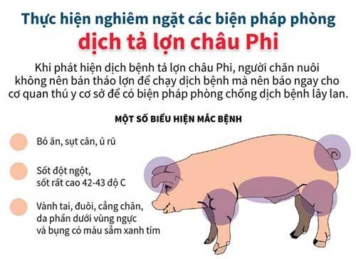 Tuyên truyền thực hiện Chỉ thị số 38-CT/TU của Ban Thường vụ Tỉnh ủy về công tác phòng, chống, khống chế bệnh Dịch tả lợn Châu Phi