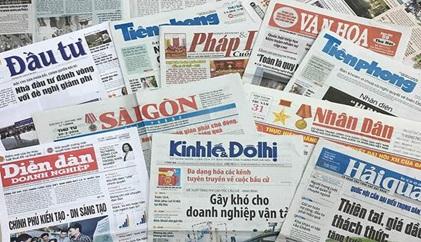 Triển khai sắp xếp các cơ quan báo chí theo Quy hoạch phát triển và quản lý báo chí toàn quốc đến năm 2025