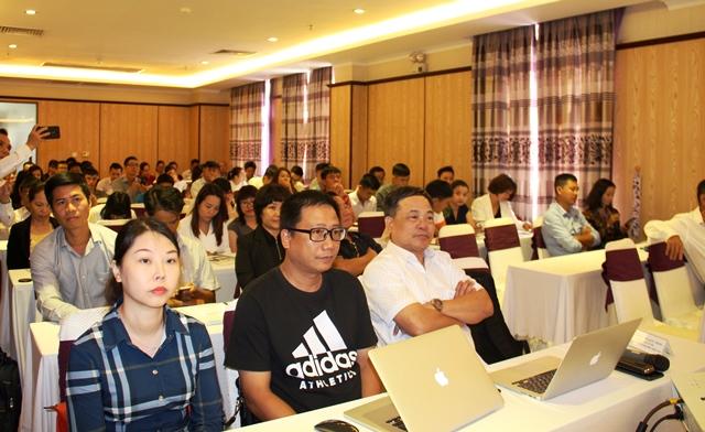 Tập huấn xây dựng thương hiệu sản phẩm địa phương và phát triển hệ thống nhận diện thương hiệu