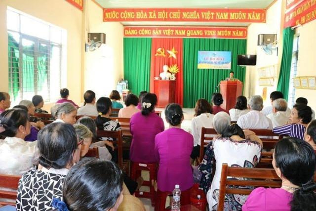 """Ra mắt mô hình điểm """"Chi hội phụ nữ 3 an toàn"""" tại thành phố Buôn Ma Thuột"""