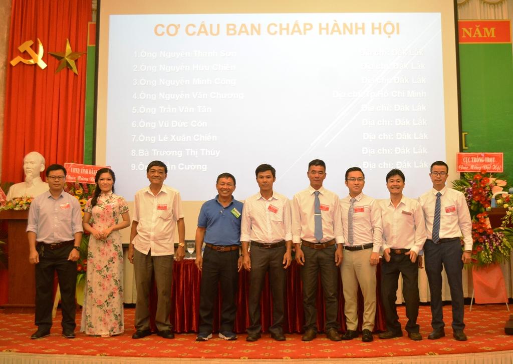 Đại hội Hội Cây ăn quả tỉnh Đắk Lắk lần thứ I, nhiệm kỳ 2019 – 2024