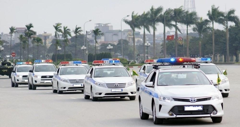 Tham mưu báo cáo tổng kết thi hành Nghị định số 109/NĐ-CP ngày 01/12/2009 của Chính phủ quy định về tín hiệu của xe được quyền ưu tiên