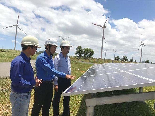 Đầu tư dự án nhà máy điện năng lượng mặt trời nối lưới 100MWp xã Ea Phê, huyện Krông Pắc.