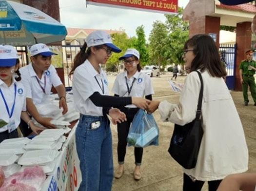 """Đắk Lắk: Sôi nổi các hoạt động """"Tiếp sức mùa thi"""" năm 2019"""