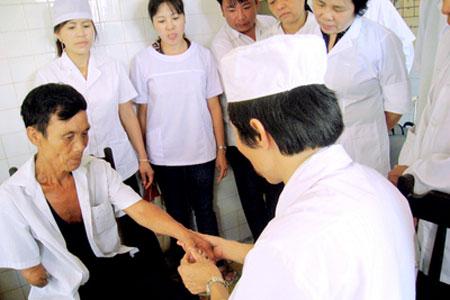 Kiểm tra, công nhận loại trừ bệnh phong quy mô cấp huyện trên địa bàn tỉnh Đắk Lắk, giai đoạn 2019-2020