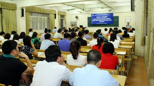 Tham mưu Dự thảo Báo cáo thực trạng và đề xuất định hướng công tác tuyển dụng, đào tạo, bồi dưỡng quy hoạch, bổ nhiệm