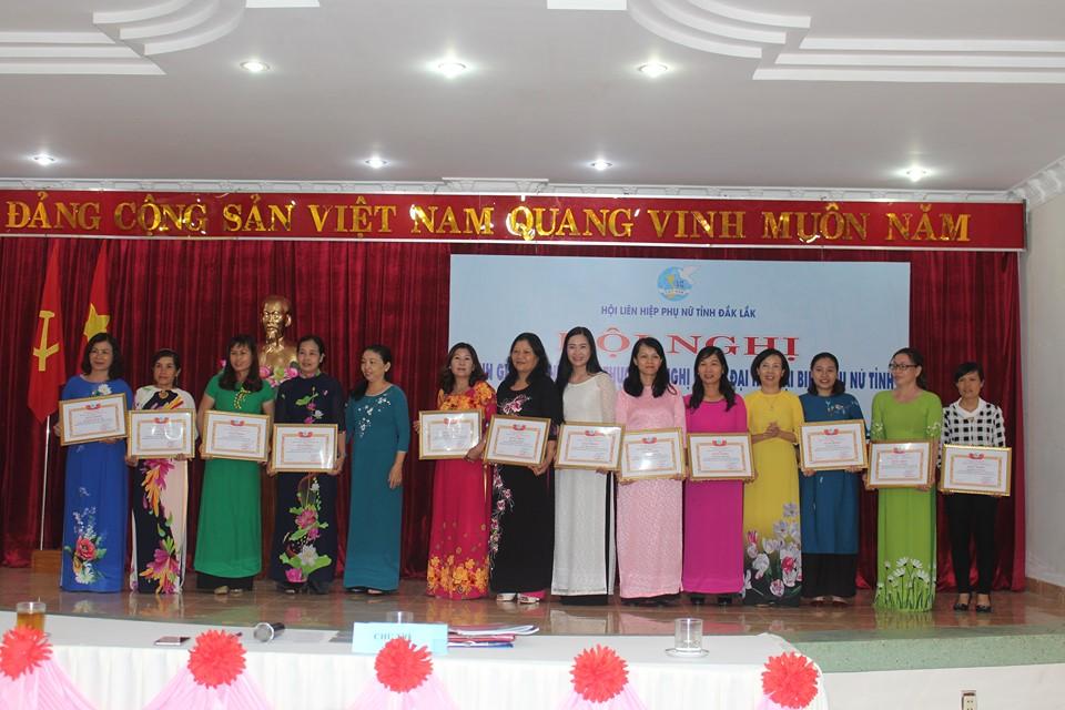 Hội LHPN tỉnh đánh giá giữa nhiệm kỳ 2016 – 2021: Hỗ trợ trên 1.600 phụ nữ khởi nghiệp, khởi sự kinh doanh