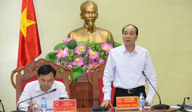Thành lập Tổ công tác đặc biệt để đẩy nhanh tiến độ xây dựng hồ Krông Pách Thượng và hồ Ea H'Leo 1
