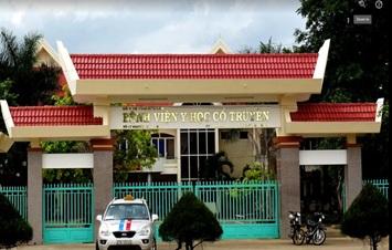 Phê duyệt kế hoạch lựa chọn nhà thầu công trình: Bệnh viện Y học cổ truyền tỉnh Đắk Lắk