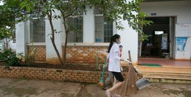 Phê duyệt kế hoạch lựa chọn nhà thầu công trình: Trạm Y tế xã Cư Bao, thị xã Buôn Hồ