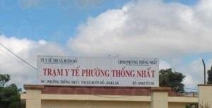 Phê duyệt kế hoạch lựa chọn nhà thầu công trình: Trạm Y tế phường Thống Nhất, thị xã Buôn Hồ