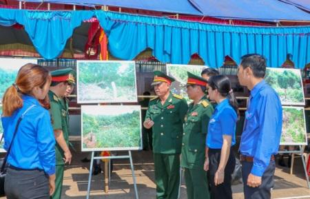 Xây dựng Khu Di tích lịch sử Sở Chỉ huy – Nơi công bố Quyết định thành lập Quân đoàn 3 tại xã Ea Tir, huyện Ea H'Leo