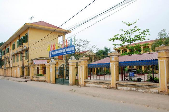 Đầu tư bổ sung một số hạng mục vào dự án Trường THPT Hai Bà Trưng, thị xã Buôn Hồ (giai đoạn 2).