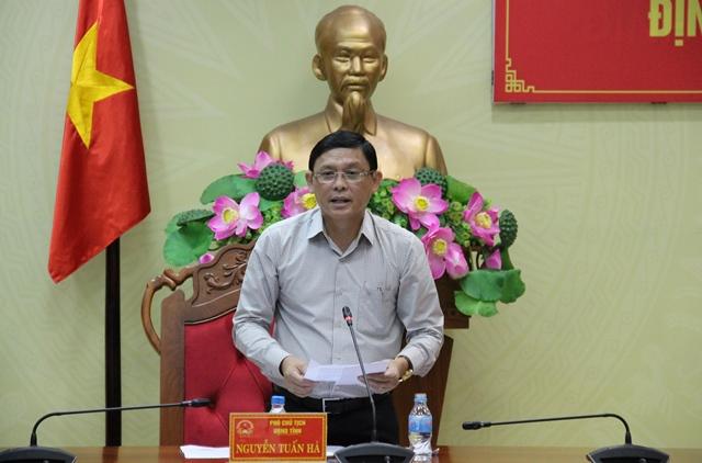 UBND tỉnh họp báo định kỳ tháng 6/2019