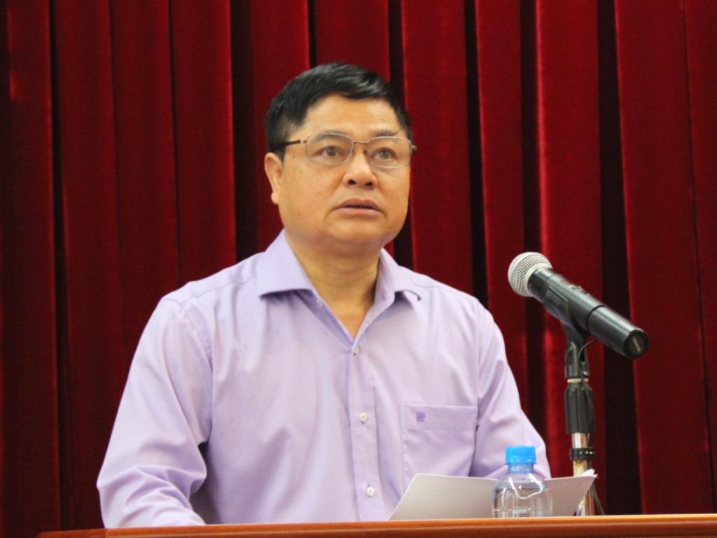 Hội nghị Ban Chấp hành Đảng bộ tỉnh lần thứ 23 (mở rộng)