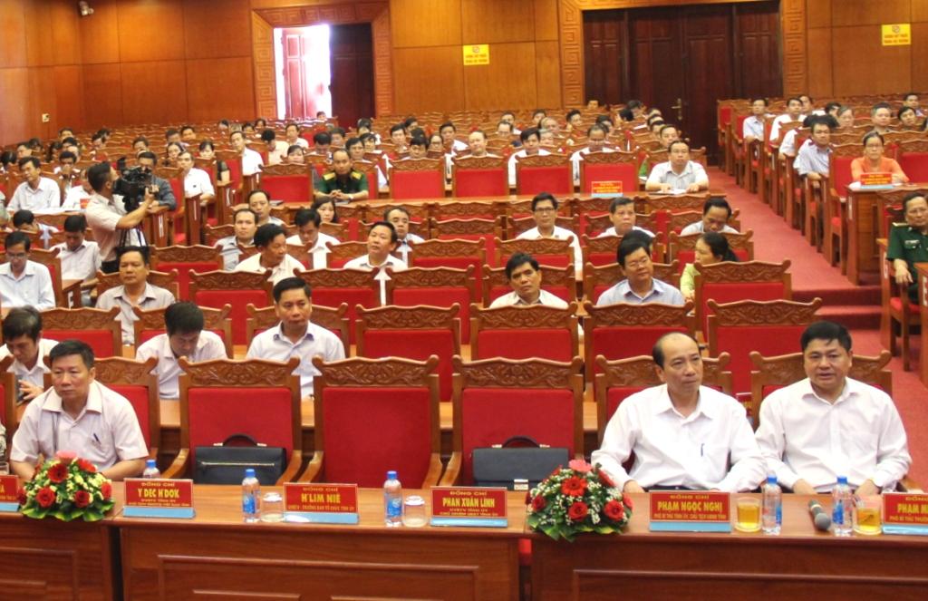 Hội nghị trực tuyến báo cáo viên Trung ương tháng 7/2019