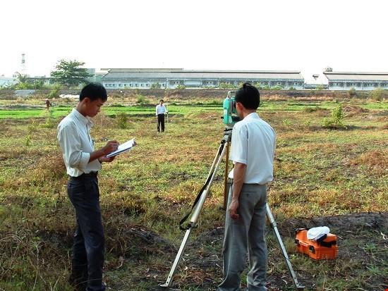 Thực hiện điều tra, đánh giá đất đai