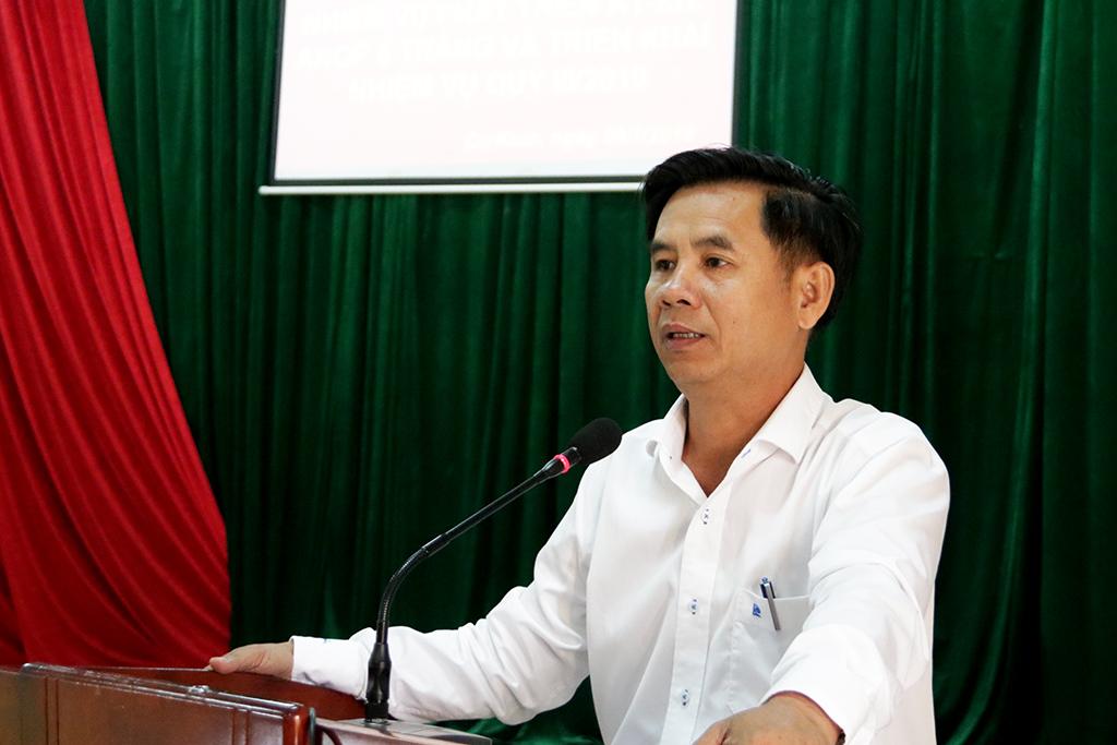 Huyện Cư Kuin: Thu ngân sách 06 tháng đầu năm đạt 77,62% kế hoạch