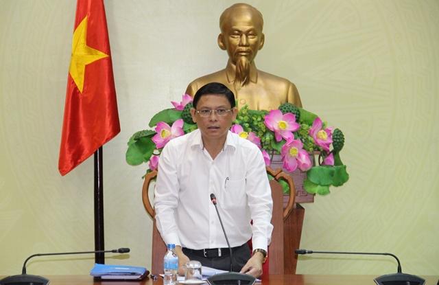 UBND tỉnh họp thống nhất về Dự án đầu tư phát triển kết cấu hạ tầng Khu công nghiệp Phú Xuân, huyện Cư M'gar