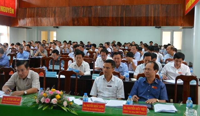 Hội nghị Ban Chấp hành Đảng bộ thành phố Buôn Ma Thuột lần thứ 23 (mở rộng)