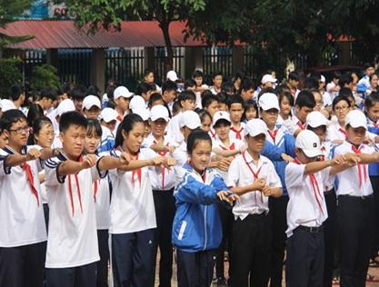 Công nhận lại thành phố Buôn Ma Thuột đạt chuẩn phổ cập giáo dục tiểu học đúng độ tuổi mức độ 1 năm 2015