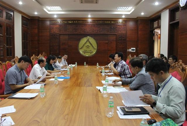 UBND tỉnh tiếp và làm việc với Đoàn công tác của Công ty Solarpark và Tasco - Hàn Quốc.