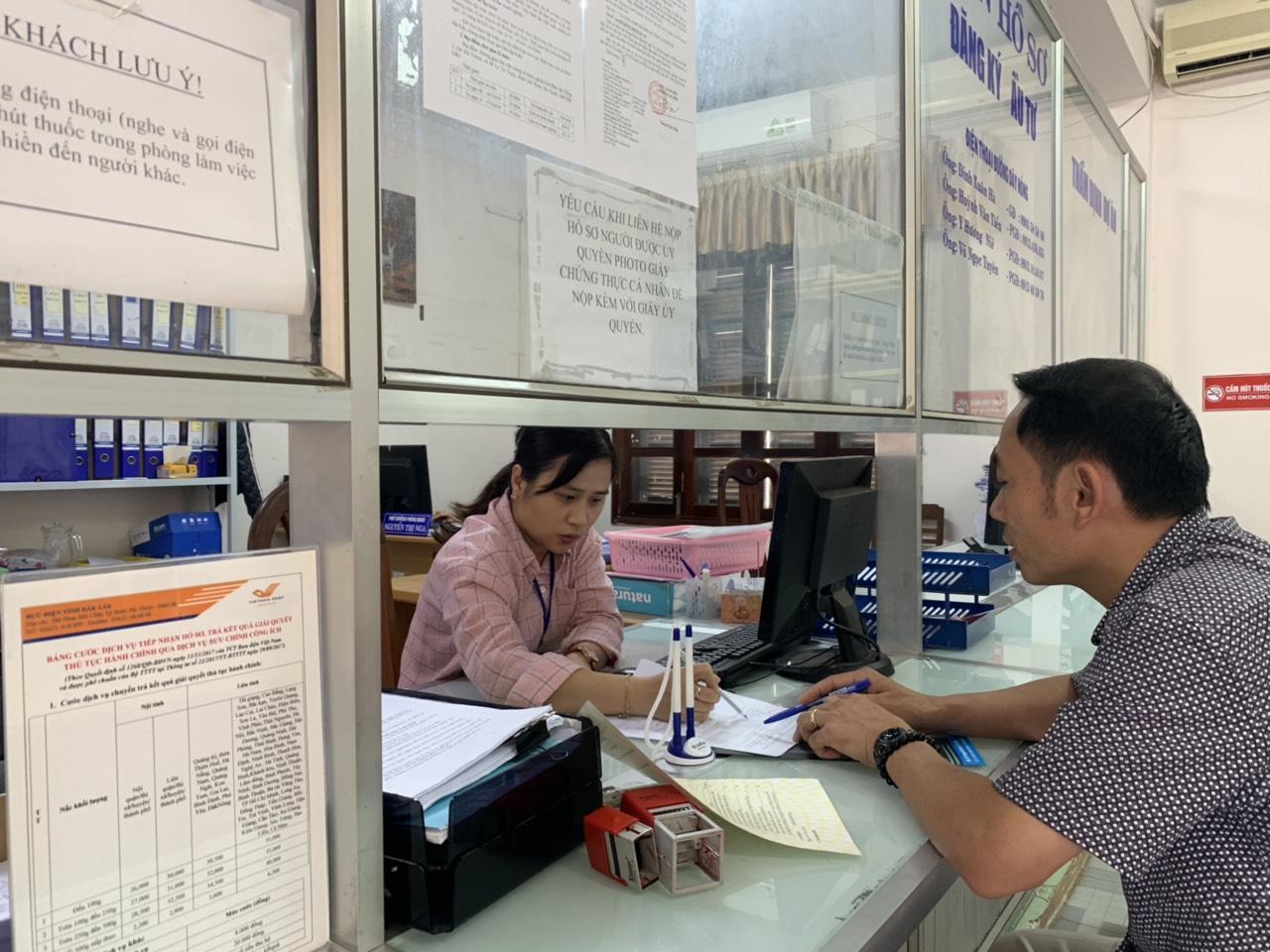 CCHC Sở Kế hoạch và Đầu tư: Đẩy mạnh liên thông trên cổng đăng ký doanh nghiệp Quốc gia