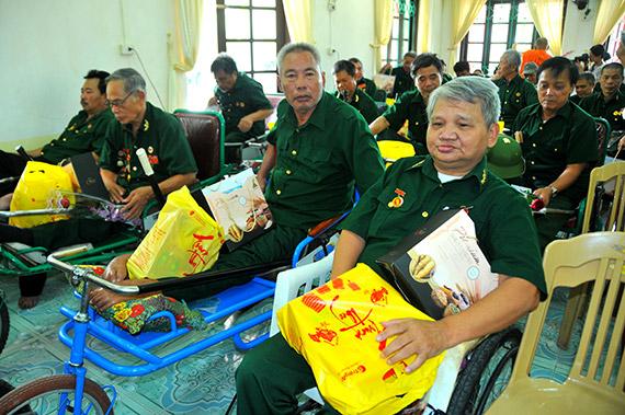 Hướng dẫn tặng quà của Chủ tịch nước nhân dịp Kỷ niệm 72 năm ngày Thương binh – Liệt sĩ (27/7/1947 – 27/7/2019)
