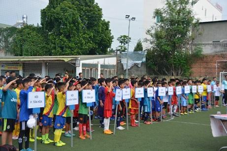 Thành phố Buôn Ma Thuột khai mạc Giải bóng đá nhi đồng hè năm 2019