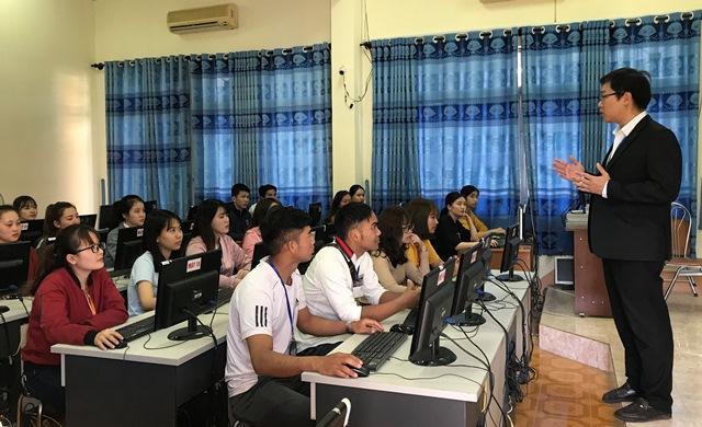 Sở Giáo dục và Đào tạo tăng cường ứng dụng công nghệ thông tin trong quản lý và hỗ trợ hoạt động dạy học