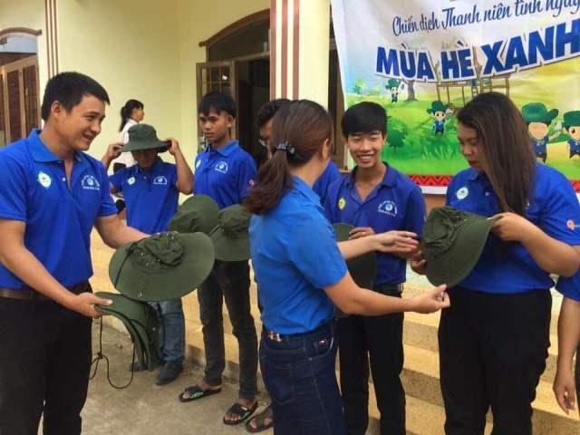Huyện Lắk ra quân Chiến dịch Thanh niên tình nguyện Mùa hè xanh năm 2019