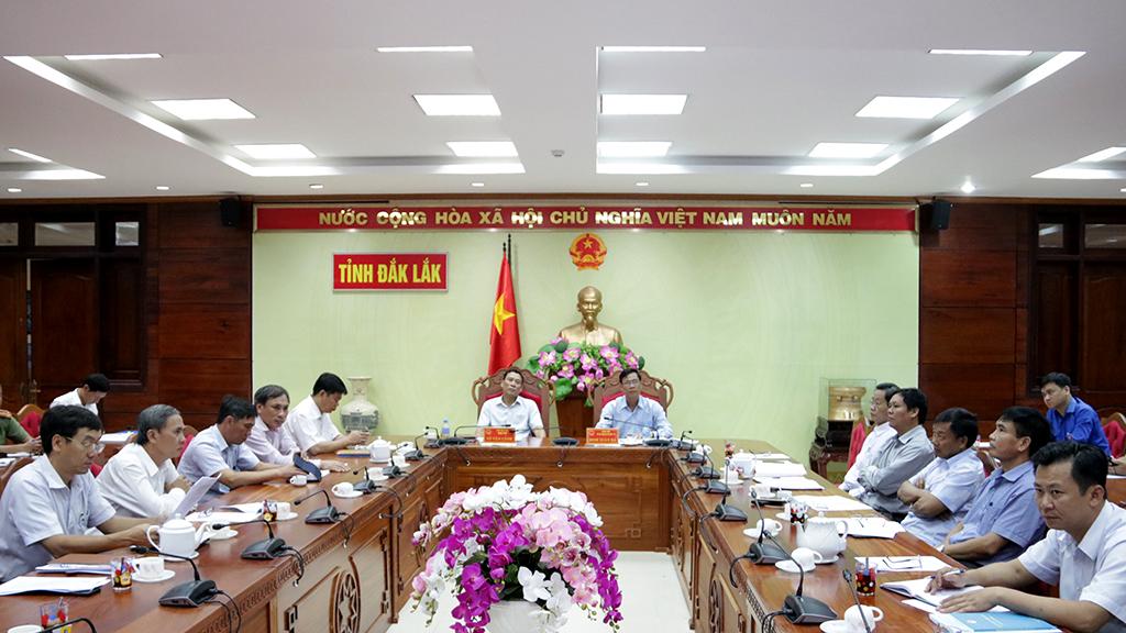 Hội nghị trực tuyến toàn quốc về tình hình triển khai thi hành Luật Quy hoạch