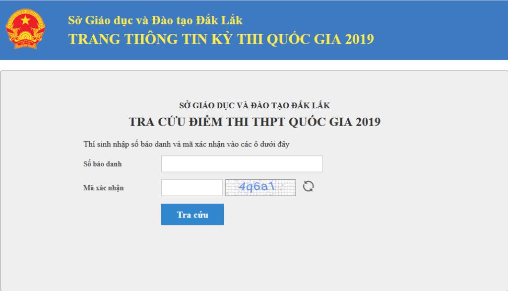 Đắk Lắk có tỷ lệ đậu tốt nghiệp THPT năm 2019 đạt 88,87%