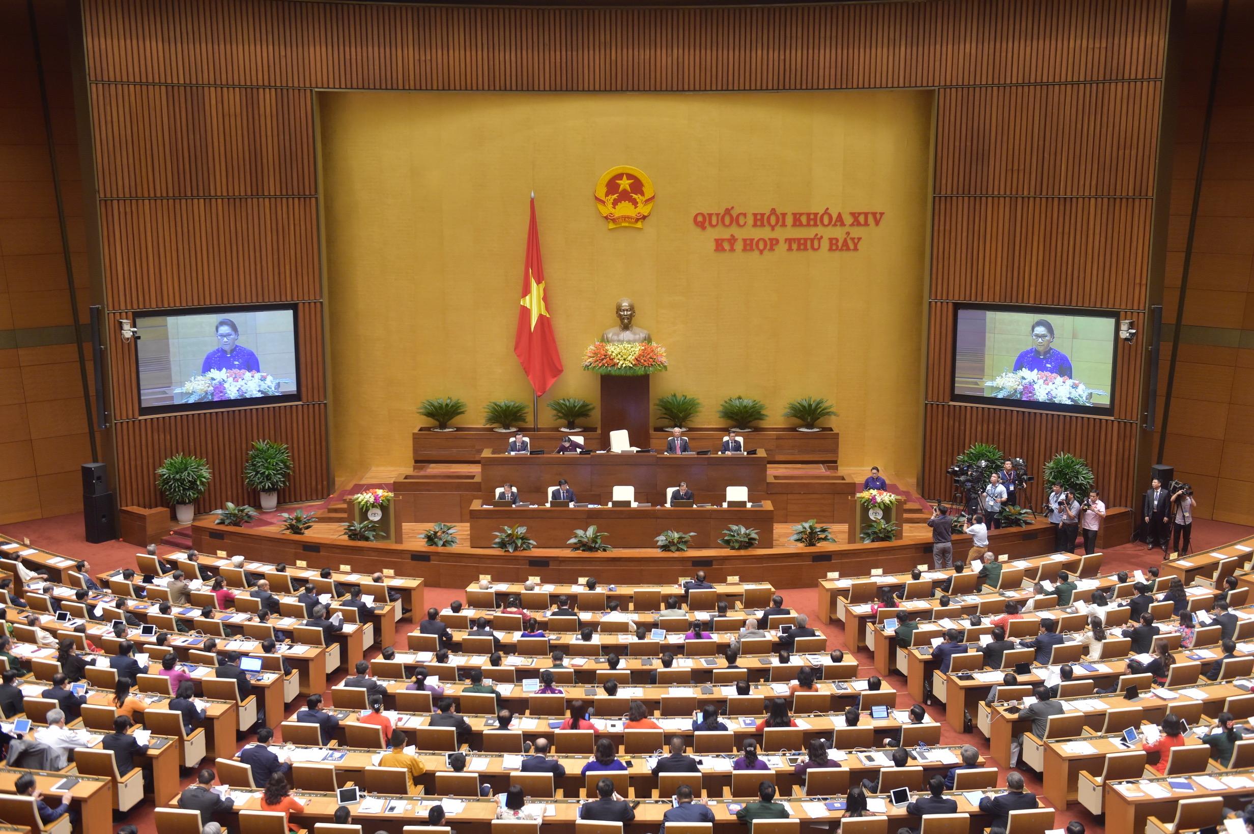 Tuyên truyền kết quả Kỳ họp thứ 7, Quốc hội khóa XIV