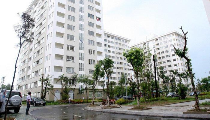 Báo cáo tình hình sử dụng quỹ đất đô thị dành để phát triển nhà ở xã hội