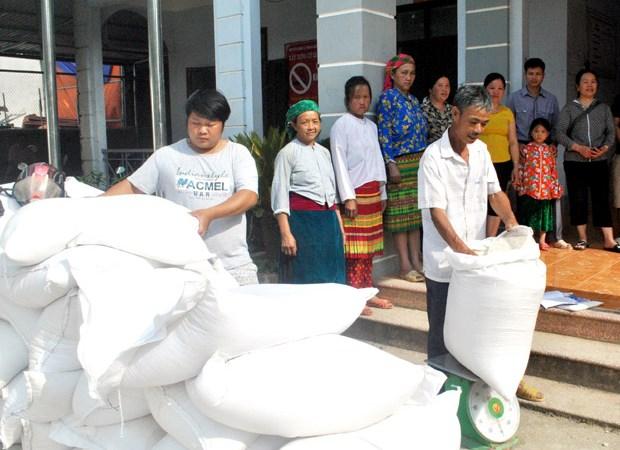 Thực hiện Chương trình không còn nạn đói ở Việt Nam đến năm 2025