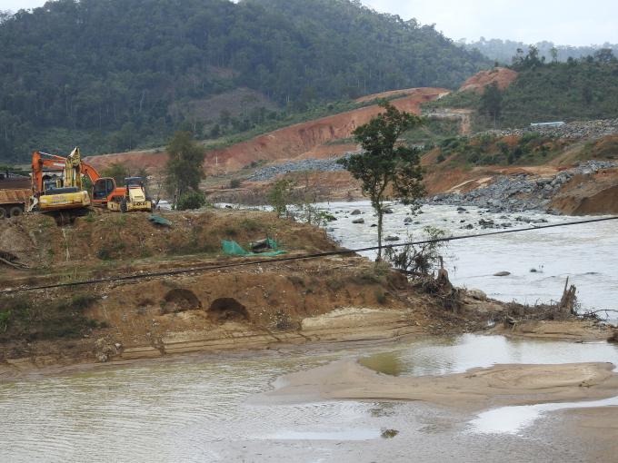 """Tổ chức thực hiện hợp phần bồi thường, hỗ trợ, tái định cư Dự án """"Hồ chứa nước Krông Pắc Thượng""""."""
