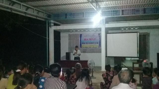 """Hội Liên hiệp Phụ nữ xã Ea Bung, huyện Ea Súp ra mắt mô hình """"Phụ nữ nói không với tảo hôn"""""""