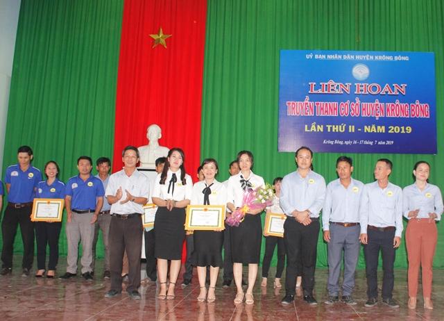 Liên hoan Truyền thanh cơ sở huyện Krông Bông lần thứ II năm 2019