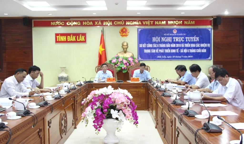 Bộ Kế hoạch và Đầu tư triển khai nhiệm vụ 6 tháng cuối năm 2019