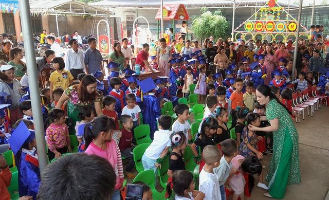 Huyện Krông Bông: Nỗ lực vượt khó của bậc học Mầm non