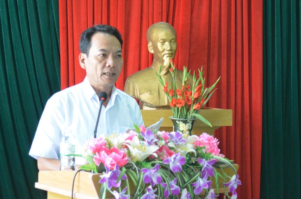 Hội nghị Ban Chấp hành Liên minh hợp tác xã tỉnh lần thứ 8, khóa V