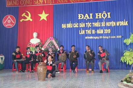 Huyện M'Đrắk sau 5 năm thực hiện chính sách dân tộc (2014-2019)