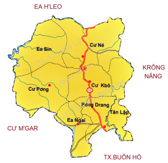 Phê duyệt điều chỉnh, bổ sung danh mục dự án Nhà ở liền kề Thương mại trong quy hoạch Khu phố chợ Pơng Drang vào Kế hoạch sử dụng đất năm 2019 huyện Krông Búk, tỉnh Đắk Lắk