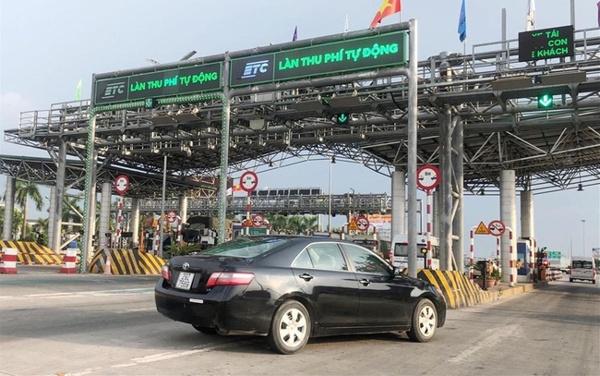 Đẩy nhanh tiến độ triển khai hệ thống thu phí giao thông đường bộ theo hình thức điện tử tự động không dừng