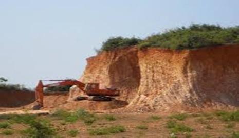 Phê duyệt Phương án đấu giá quyền khai thác mỏ đất san lấp tại thôn Kty, xã Chứ Kbô, huyện Krông Búk
