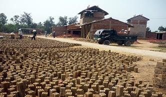 Phê duyệt Phương án đấu giá quyền khai thác mỏ sét sản xuất gạch tại buôn Kô, xã Ea Bông, huyện Krông Ana